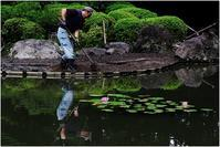 作業中 - HIGEMASA's Moody Photo