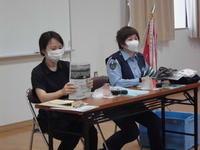 8月の「ほほ笑みサロン」 - 姫路市灘地域包括支援センター
