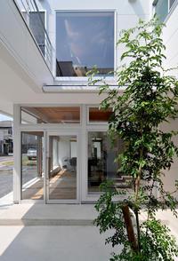 パティオと美容室! - 島田博一建築設計室のWEEKLY  PHOTO / 栃木県 建築設計事務所