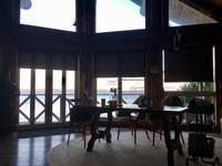 台風10号、戦々恐々 - 湖畔に暮らすミュージシャンと愛犬ハンク/ターシャの日記