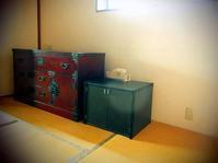 帯地のティッシュボックスケース - 綺麗な部屋のママでいたい