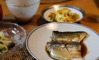鯖 - 二つの台所