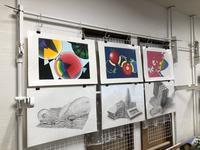 一宮教室、9月の作品。 - 大﨑造形絵画教室のブログ