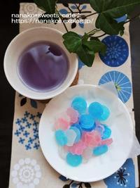 夏色の琥珀糖 - nanako*sweets-cafe♪