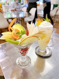 「フルーツパーラークリケット」北野白梅町京都のフルーツパフェ。 - あれも食べたい、これも食べたい!EX