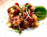 ゴーヤの肉詰め風と、9月の薬膳スープ - ナチュラル キッチン せさみ & ヒーリングルーム セサミ