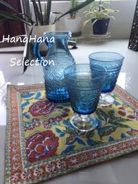 インド綿のランチョンマット(厚手) - HanaHana Selection