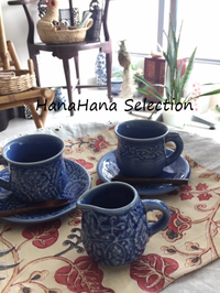 セラドンブルーのカップアンドソーサーこれで最後! - HanaHana Selection