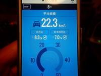 N-VAN 6MT 8月の燃費 - 煩voyage
