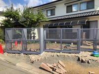 北小野の家/薪置き場 - 三楽 3LUCK 造園設計・施工・管理 樹木樹勢診断・治療