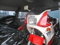 Y田サン号 TZR250(1KT)にYSS製リアショックを装着・・・(^^♪ (Part1) - バイクパーツ買取・販売&バイクバッテリーのフロントロウ!