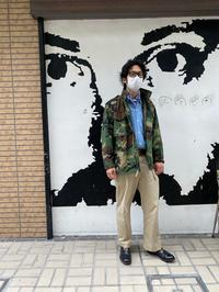 M-65 WoodlandCamo!!(マグネッツ大阪アメ村店) - magnets vintage clothing コダワリがある大人の為に。