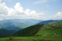 高原風景(四国カルスト)① - かたくち鰯の写真日記2