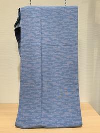 逸品ぞろいの委託品。スッキリ、カジュアルな着物が四枚入荷しました! - 着物Old&Newたんす屋泉北店ブログ