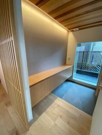 格子の建具 - オーダー家具の現場レポート