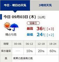 台風10号 - JA大潟村 組合長ブログ