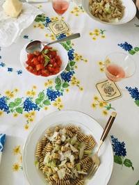 トマトとキャベツ - ローマの台所のまわり
