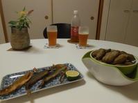 8月最後の日曜日はたこ焼きだ。 - のび丸亭の「奥様ごはんですよ」日本ワインと日々の料理