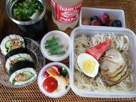 冷麺とキムパ - 好食好日
