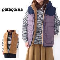 Patagonia [パタゴニア正規代理店] Girls' Reversible Bivy Hoody Vest [68320] ガールズ・リバーシブル・ビビー・フーディ・ベスト・LADY'S - refalt blog