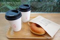 ヒグマドーナツ×コーヒーライツさんでお茶 - *のんびりLife*