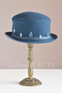 「秋冬の洋服と帽子」展開催中です。 - Gallery福田