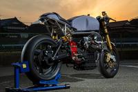 MOTOGUZZI V11 SCURASOLD OUT ! - Katsu Motorworks(カツモーターワークス)