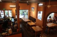 16. 芯は赤い / Bonjour Resto' Pasteur - ホーチミンちょっと素敵なカフェ・レストラン100