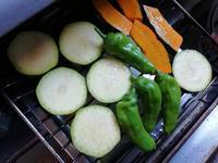 野菜焼きグリル - ないものを あるもので