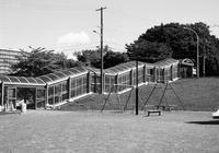 蕨隧道階段と馬場公園滑り台と40年前の学生の大著 - 照片画廊