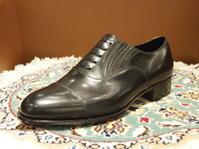 特注の靴 - 銀座ヨシノヤ銀座六丁目本店・紳士ブログ