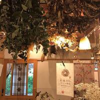ふくことカフェで超!楽しいドライフラワー教室! - ドライフラワーギャラリー⁂ふくことカフェ