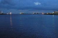夕暮れの港辺り - そらいろのパレット