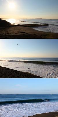 2020/09/05(SAT)台風スウェルが届き始めてます。 - SURF RESEARCH