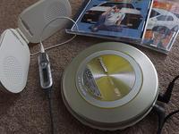 ポータブルCDプレーヤー:Panasonic SL-CT520 復活! - わが愛しのXXX。