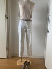 ベルトと靴を同色にしたコーディネーション - Wayakoのつぶやき