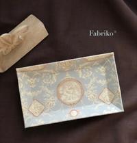 1枚仕立てのトレイのコツ - Fabrikoのカルトナージュ ~神戸のアトリエ~