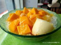 日本人にも大人気のこのマンゴーかき氷はどこのお店でしょう? - メイフェの幸せ&美味しいいっぱい~in 台湾