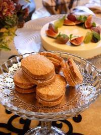 9月レッスン - お菓子、紅茶、大好き!