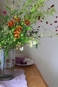 初秋の花 - 暮らしを紡ぐ2