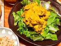 かぼちゃサラダ - うちの食生活