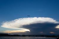 かなとこ雲 - K's Airplane Photo Life