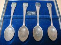 アンティーク英国製シルバースプーン - アンティーク(骨董) テンナイン