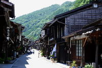 長野そぞろ歩き・塩尻:奈良井宿(1) - 日本庭園的生活