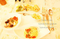 夏の終わりのハーブセミナリオ。 - La cuillère d' Eve ~ シンプルなおうちおやつや菜穀ごはん