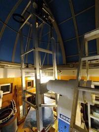 ドームの望遠鏡を自作40cmニュートンに載せ替えた - 亜熱帯天文台ブログ