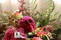 9月の「季節のお花便り」のご案内 - Bouquets_ryoko