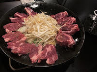 久しぶりの外食☆ジンギスカン~えいじん~ - リラクゼーション マッサージ まんてん