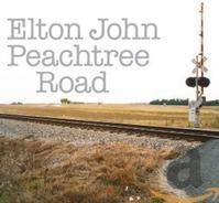名盤レヴュー/エルトン・ジョン41●『ピーチ・ツリー・ロード』 - Peachtree Road - 旅行・映画ライター前原利行の徒然日記