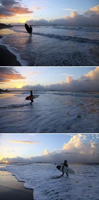 2020/09/08(TUE)今朝はオンショアで波あります。 - SURF RESEARCH